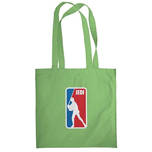 Texlab–Jedi League–sacchetto di stoffa Verde chiaro