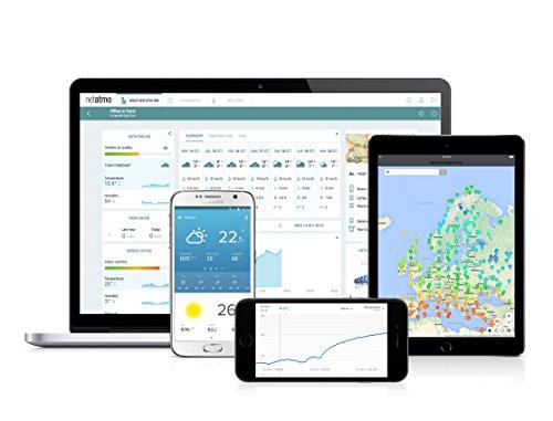 Netatmo Wetterstation für Apple iPhone und Android - 4