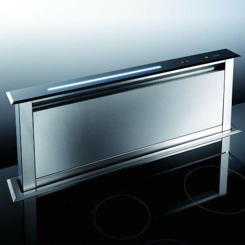 Best Dunstabzugshaube Lift FPX Edelstahl Schwarz 60 EM