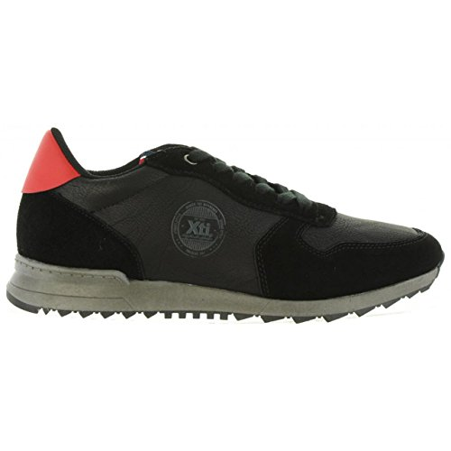 Zapatos de Hombre XTI 47085 C Negro Talla 40