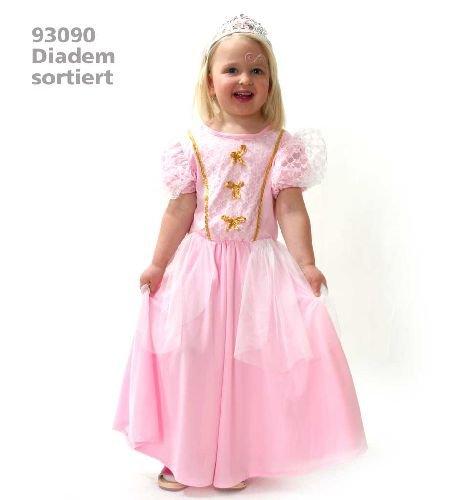 (Prinzessin Sonja Fasching Kleid Gr 98)