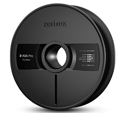 zort RAX 5902280822615ASA de Z Pro Filament pour M300, 1,75mm, 2kg, design épuré Noir