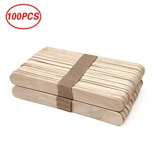 CHUANGE Palillos madera desechables Palillos aplicadores