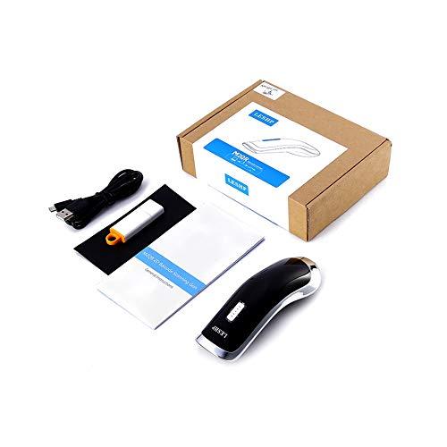 Matthew00Felix LESHP Mini 2.4G Wireless Handheld 2D / QR Barcode Scanner Bar Code Reader