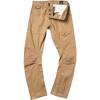 "Hommes Voi Jeans Chino Curve Sparrow Sable Mecs Messieurs (32x32 32"" Waist 32"" Leg)"
