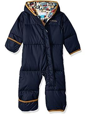 Columbia Kinder Snuggly Bunny Bunting Schneeanzug, Collegiate Navy / Collegiate Navy, 3-6 Monate
