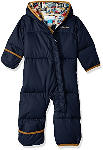 Columbia Snuggly Bunny Bunting Kinder Schneeanzug, Collegiate Navy, 3/6 Monate, SN0219