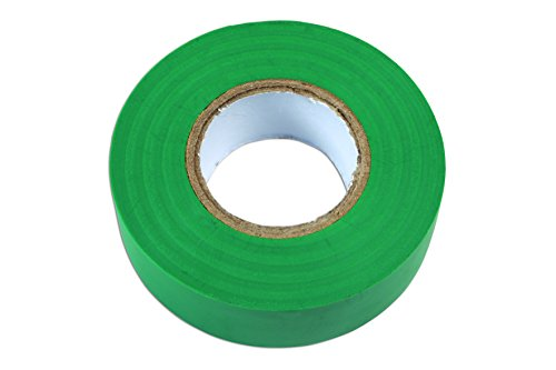 sumables 36890 PVC Isolierband 19 mm x 20 m, grün (Workshop-tools)