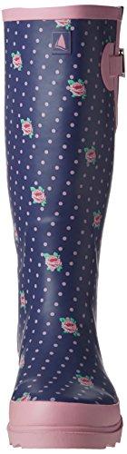 Dock & Bay Puffin, Scarpe da arrampicata donna Multicolore Mehrfarbig - Dark Blue/Orchid 12,7 cm Multicolore - Mehrfarbig - Dark Blue/Orchid