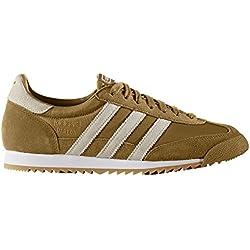 adidas Dragon Vintage. Zapatillas Deportivas para Mujer. Sneakers. … (38 2/3 EU, Mesa/White/Gum)