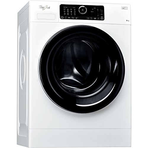 Whirlpool FSCR80430 Freestanding 8kg 1400RPM A+++ White Front-load lavatrice