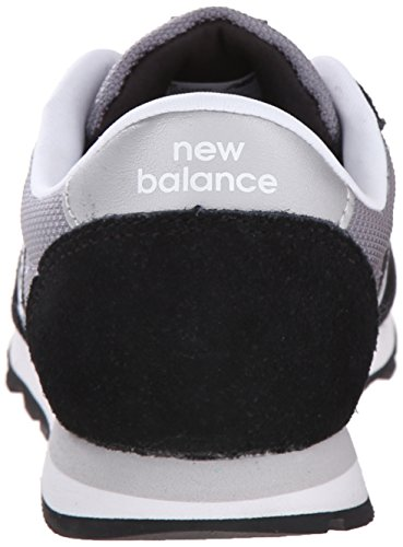 New Balance - Kl501 Kids Lifestyle Cordón, Scarpe tecniche Bambino Grigio (Grey)