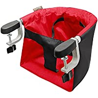 Mountain Buggy Pod Clip-on Highchair - Chilli