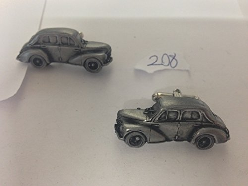 Renault 4 CV 3D-Boutons de manchette Homme-Classique-Bouton de manchette en étain effet ref208