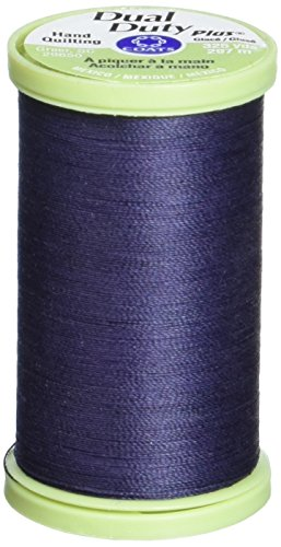 Coats Double Duty Plus Quilting main Thread 325 verges-marine
