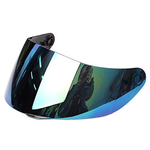 Fansport Motorradhelm Visier Face Shield Visierlinse für 316 902 AGV K5 K3SV