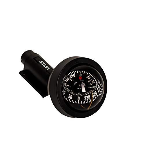 Silva Kompass 70 Un Unversal Marine Kompass Schiffskompass Bootskompass Kugelkompass Fahrzeugkompass Mit Halterung