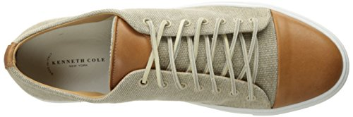 Kenneth Cole Sport Car, Sneakers Basses Homme Beige (Sand 292)