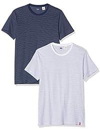 Levi's Slim 2pk Crewneck 1 T-Shirt Homme