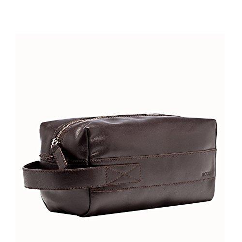 Picard Buddy - Organizer borsa Uomo, Braun (Cognac), 12x13x28 cm (B x H T) Marrone|Cafe