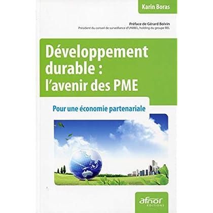 Développement durable : l'avenir des PME - Pour une économie partenariale