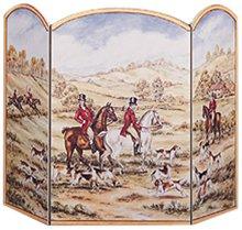 Stupell Home 3Panel Dekorative Kamin Bildschirm, 31von 44von .375-inch Orientalisch