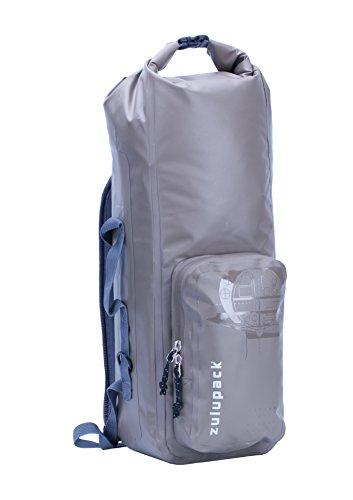 Zulupack Nomad 25L SUP-Zubehör grau Einheitsgröße