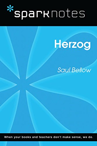 Herzog (SparkNotes Literature Guide) (SparkNotes Literature Guide Series)