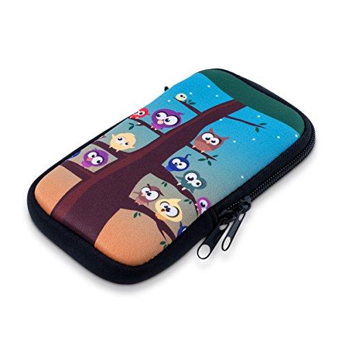 Handytasche Neopren Sleeve für Smartphones M - 5,5