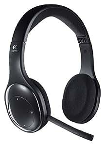 Logitech H800 Cuffia Wireless con Microfono, Bluetooth, Versione Italiana