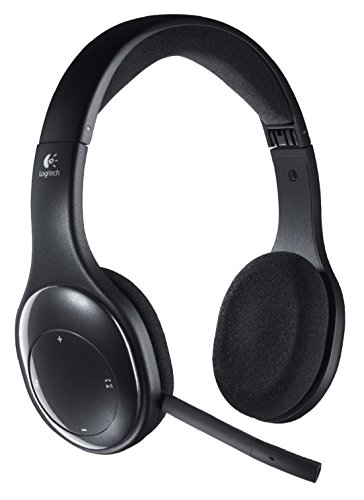 Logitech H800 Cuffia Wireless con Microfono, Bluetooth, Versione Italiana