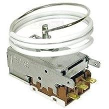 Zanussi Genuine Nevera Congelador termostato Sensor de temperatura (K59) L2677)