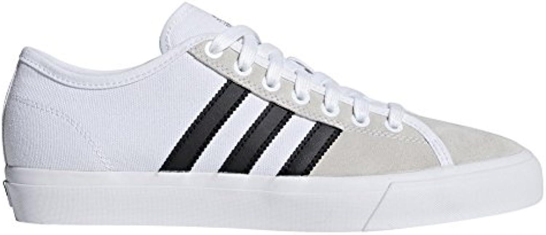 Zapatillas Adidas – Matchcourt RX Blanco/Negro/Gris Talla: 43-1/3