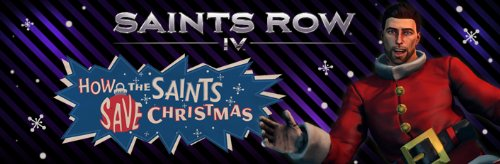 Saint's Row 4 How the Saints Save Christmas DLC