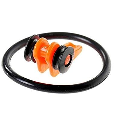 Forfar Hakenhalter mit zwei Gummiring ausgestattet ist 10pcs Haken Sichere Halter Keepers Köder Jig Fuji Haken sicher zu halten für für Angeln Rods