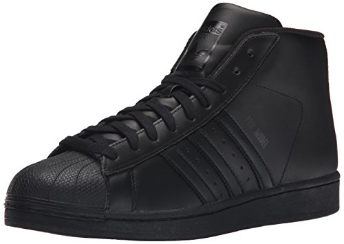 Adidas Pro Model, Scarpe a Collo Alto Uomo Black