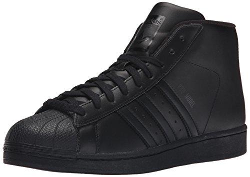 adidas Herren Promodel Hohe Schuhe Black/Black/Black
