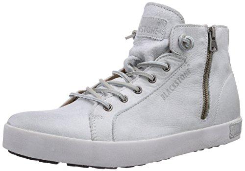Blackstone - JM13, scarpe da ginnastica a collo alto  da uomo bianco(Weiß (White))