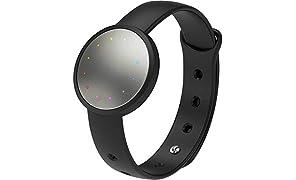 Misfit Wearables Shine 2Sports Bracelet for Activity Monitoring, Graphite