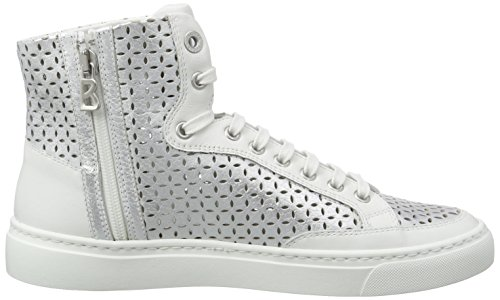 Bogner - New Salzburg 8, Sneaker Donna Argento (argent (argent 14))