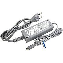 100-240v ac adapter netzteil für nintendo wii konsole u gamepad