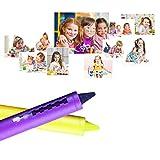 Vivianu 6pcs Couleur Crayon Peinture Marqueur Dessin Marqueur, Enfants Crayons De Graffiti De Salle De Bains Bricolage, Effacer Dauphin, Jouet éducatif Enfants