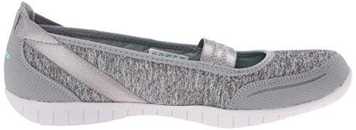 Skechers Sport Magnetize Fashion Sneaker Gris