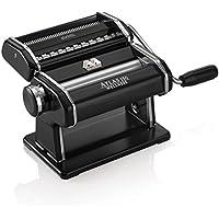 Küchenprofi Atlas 150 08 0163 10 00 Macchina per fare la pasta in alluminio colore: Nero