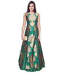 Gown By Fabkaz (Green)