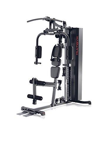 Kettler Multigym Fitness-Center, 07752-800, kompakte Kraftstation