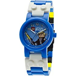 LEGO Star Wars Luke Skywalker Kids' Watch With Minifigure 8020356