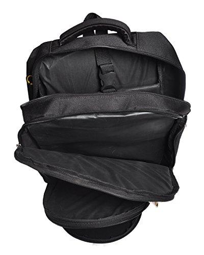 Priority Smart Black Casual Backpack