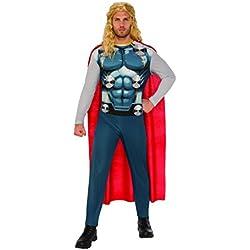 Marvel - Disfraz de Thor 2 para hombre, Talla XL adulto (Rubie's 820959-XL)