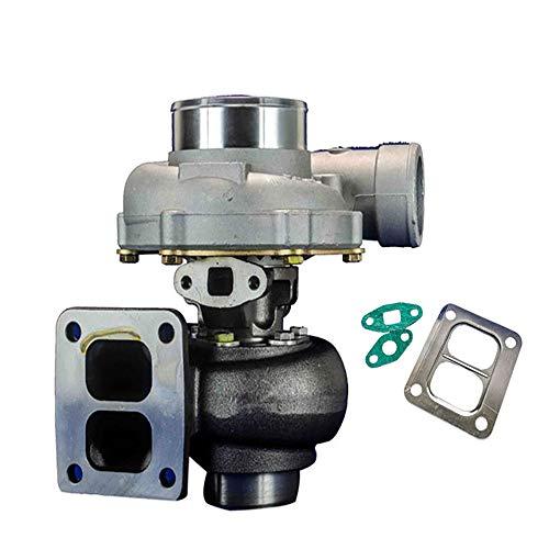 Turbocharger Con guarnizione per GT45R AR 0.70 Turbina AR 1.00 V-Band T4 Water Cold